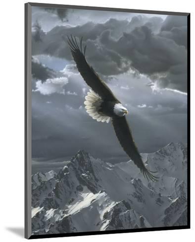 Sacred Heights (detail)-Daniel Smith-Mounted Art Print
