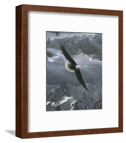 Sacred Heights (detail)-Daniel Smith-Framed Art Print