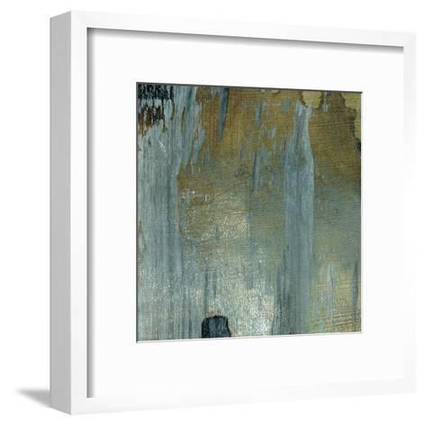 Gunmetal II-J^ McKenzie-Framed Art Print