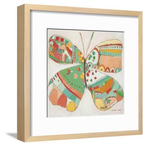 Sweet Cream Fly-Jennifer Mercede-Framed Art Print