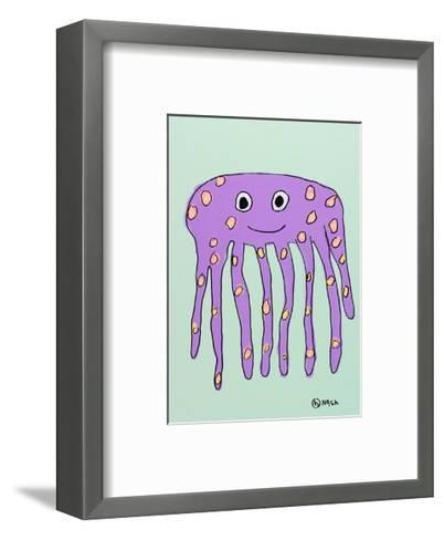 Jellyfish-Brian Nash-Framed Art Print