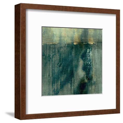 Boats II-J^ McKenzie-Framed Art Print