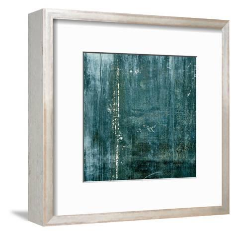 Gunmetal I-J^ McKenzie-Framed Art Print