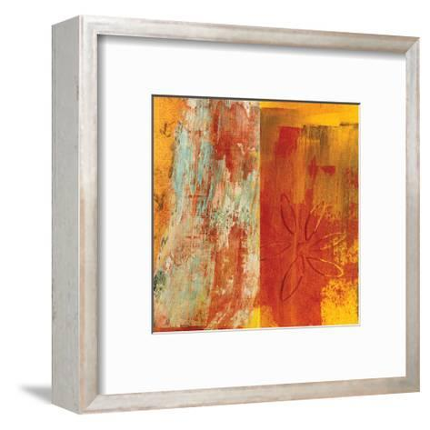 Slanted Panel II-J^ McKenzie-Framed Art Print