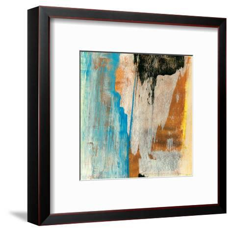 Slanted Panel III-J^ McKenzie-Framed Art Print