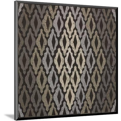 Moroccan Tile with Diamond-Susan Clickner-Mounted Giclee Print
