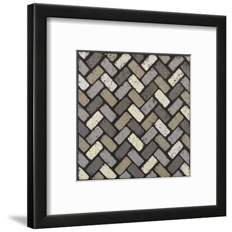 Herring Bone-Susan Clickner-Framed Art Print