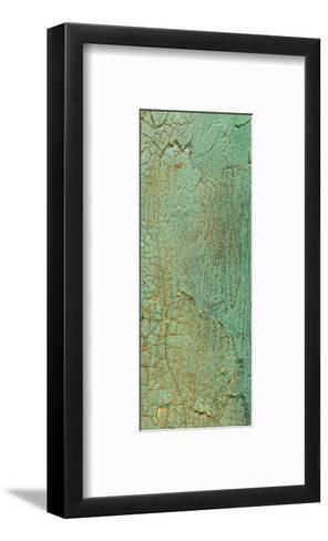 Elements (Green)-J^ McKenzie-Framed Art Print