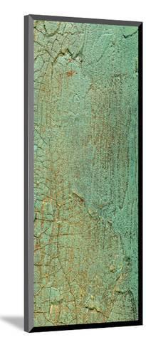 Elements (Green)-J^ McKenzie-Mounted Giclee Print
