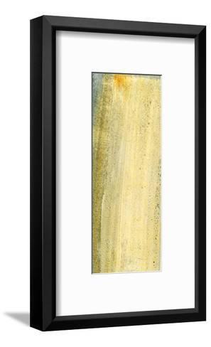 Elements (Yellow)-J^ McKenzie-Framed Art Print