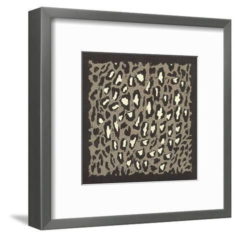 Leopard Skin-Susan Clickner-Framed Art Print