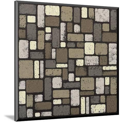 Modern Tiles-Susan Clickner-Mounted Giclee Print