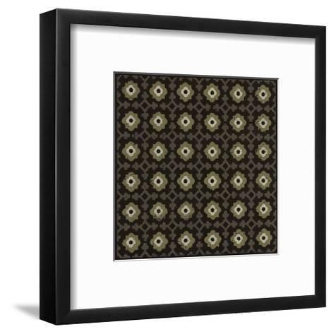 Moroccan Pawn Flower-Susan Clickner-Framed Art Print