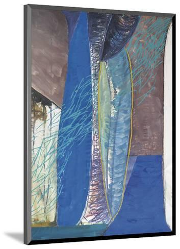 Dictations of the Day-Veronica Bruce-Mounted Giclee Print