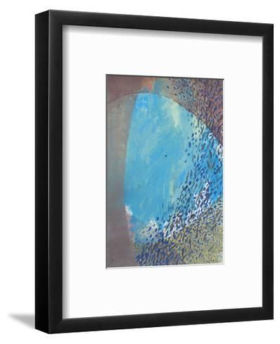 Movement Within-Veronica Bruce-Framed Art Print