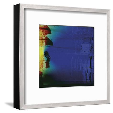 Very Blue-Carolina Pecora-Framed Art Print