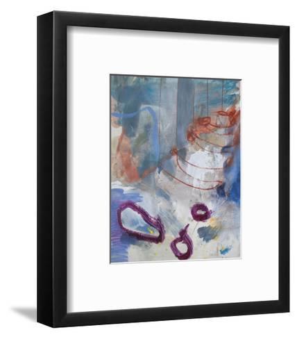 Tie It Up-Veronica Bruce-Framed Art Print