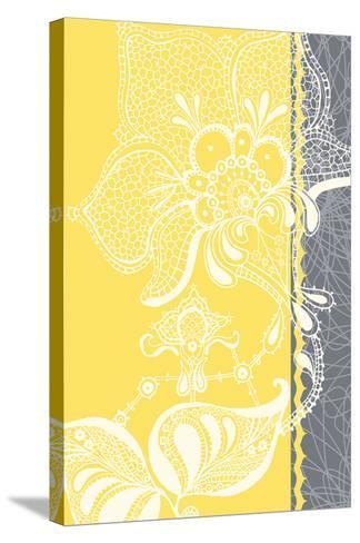 Wild Lace II-Ingrid Van Den Brand-Stretched Canvas Print
