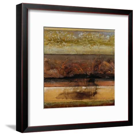Cardinal Point II - Detail-Douglas-Framed Art Print