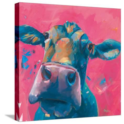 Pink Lady-Pete Hawkins-Stretched Canvas Print