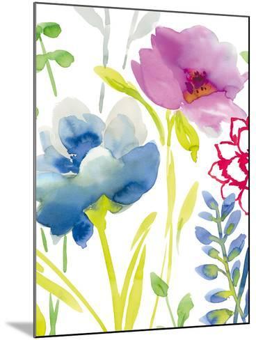 Brilliance I-Sandra Jacobs-Mounted Giclee Print