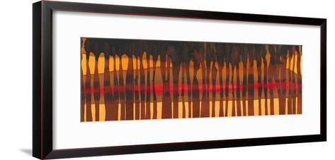 Treescape I-Sandra Jacobs-Framed Art Print