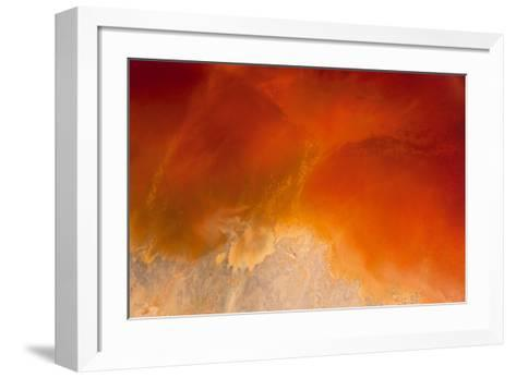 Amber Tide I-Peter Adams-Framed Art Print