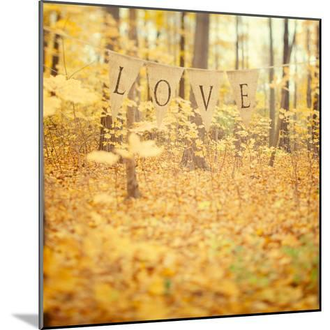 Autumn Love-Irene Suchocki-Mounted Giclee Print