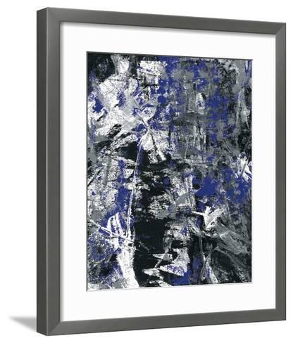 Confusion-Tanuki-Framed Art Print