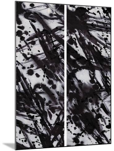 Tumult-Tanuki-Mounted Giclee Print