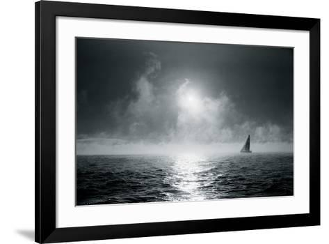 Drifting-Andrew Geiger-Framed Art Print
