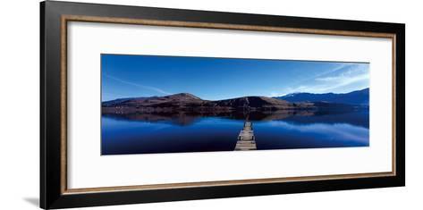 Echo Lake-Nathan Secker-Framed Art Print