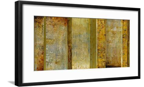 Labyrinth-Douglas-Framed Art Print