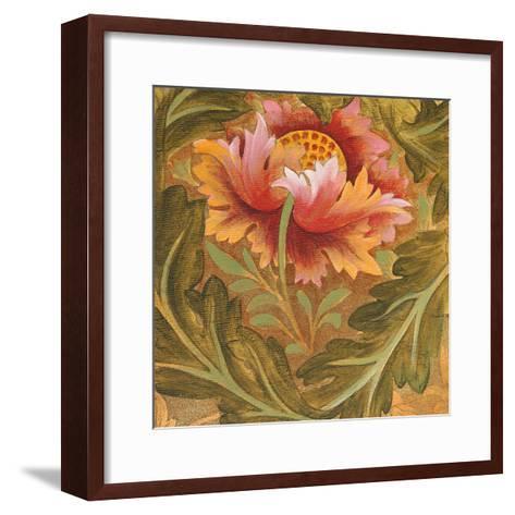 Gloria Verte IV - Detail-Augustine-Framed Art Print