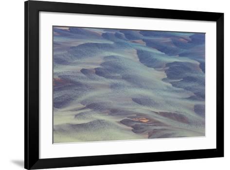 Blue Tide II-Peter Adams-Framed Art Print