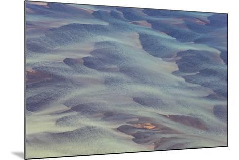 Blue Tide II-Peter Adams-Mounted Giclee Print