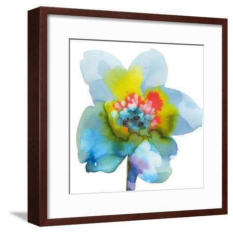 Blue Wash I-Sandra Jacobs-Framed Art Print