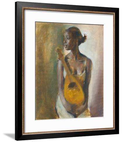 Fatou-Neil Helyard-Framed Art Print