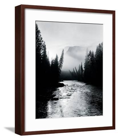 Silver River-Andrew Geiger-Framed Art Print