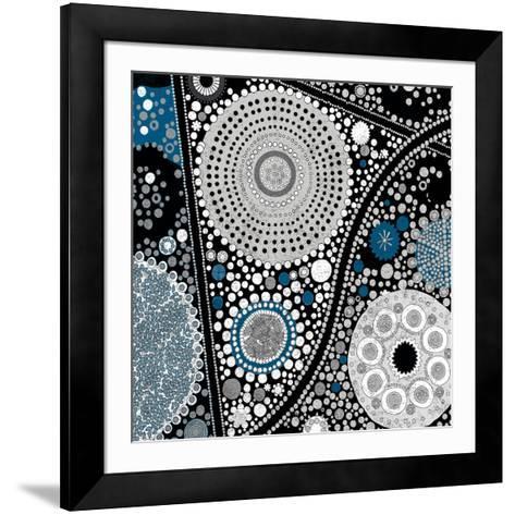 Bountiful Sprinkles - Panel II-Alistair Forbes-Framed Art Print