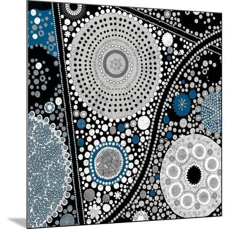 Bountiful Sprinkles - Panel II-Alistair Forbes-Mounted Giclee Print