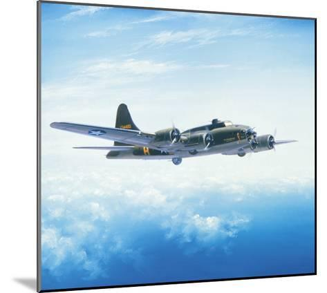 The Memphis Belle-John Young-Mounted Premium Giclee Print