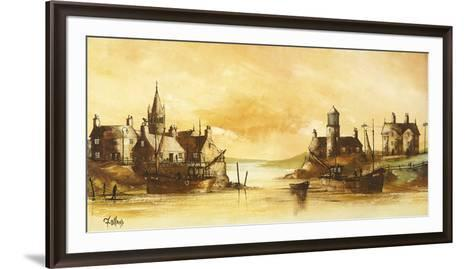 Preparing for Tide-Ron Folland-Framed Art Print