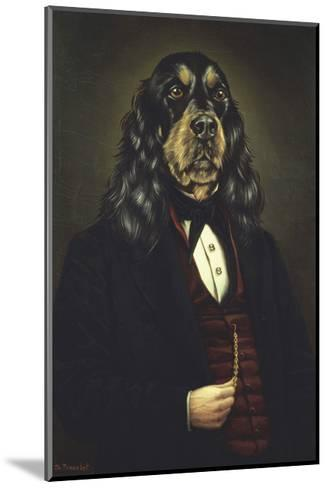 Fier Bourgeois-Thierry Poncelet-Mounted Premium Giclee Print