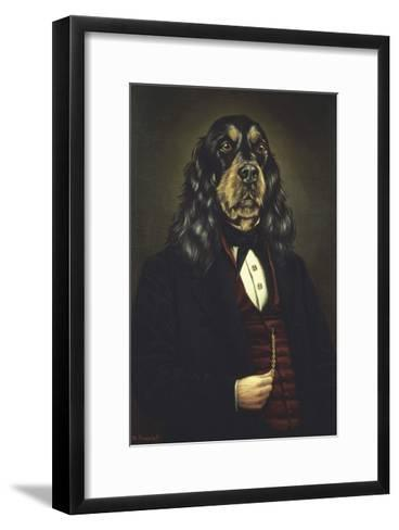 Fier Bourgeois-Thierry Poncelet-Framed Art Print