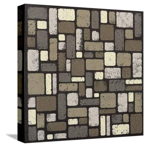 Modern Tiles-Susan Clickner-Stretched Canvas Print