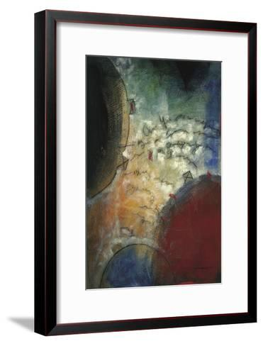 Silent Poem I-Trey-Framed Art Print