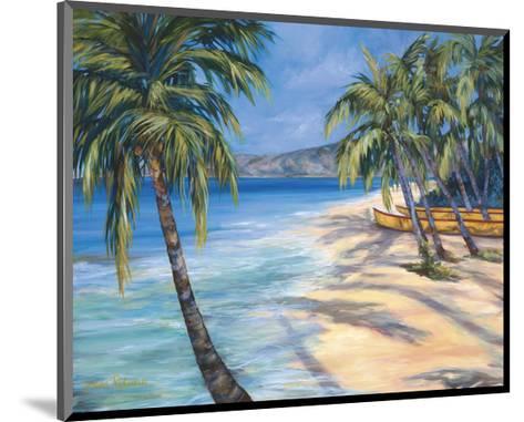 Sugar Beach-Dana Ridenour-Mounted Giclee Print