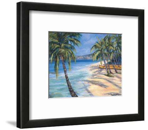 Sugar Beach-Dana Ridenour-Framed Art Print