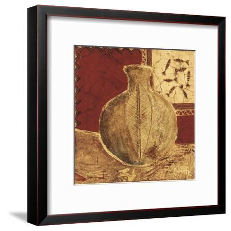 Tribal Renaissance I-Bernadette Lopicki-Framed Art Print